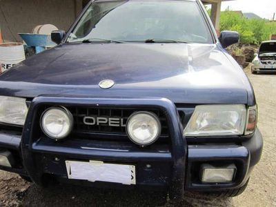 usata Opel Frontera 2.5 turbodiesel 5 porte Station Wagon Ed