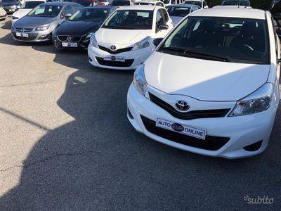 gebraucht Toyota Yaris 3ª serie 1.4 Style 2013