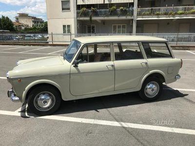 usata Fiat 1100D famigliare targa oro asi