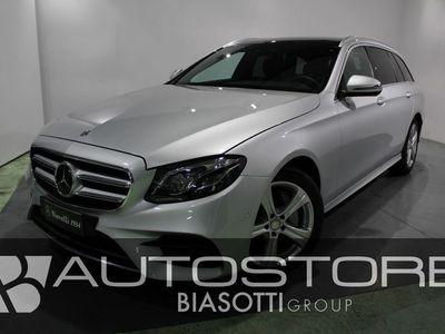 usata Mercedes E220 Classe E - S213 SW DieselPremium 4matic auto
