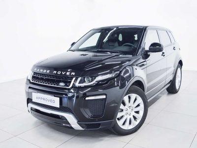 used Land Rover Range Rover evoque 2.0 TD4 150 CV SE DYNAMIC AUT