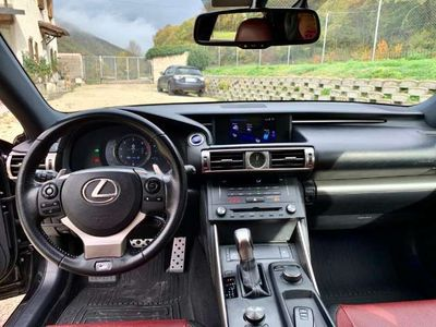 usata Lexus IS300h IS 300F-SPORT
