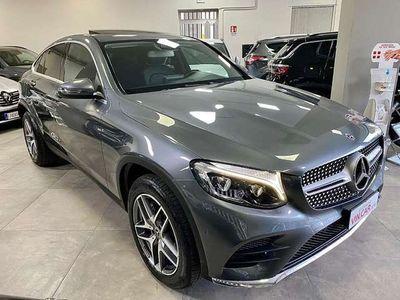 usata Mercedes GLC350 d 4Matic Coupé Premium