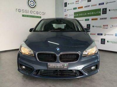 usata BMW 218 Active Tourer d Advantage Aut.