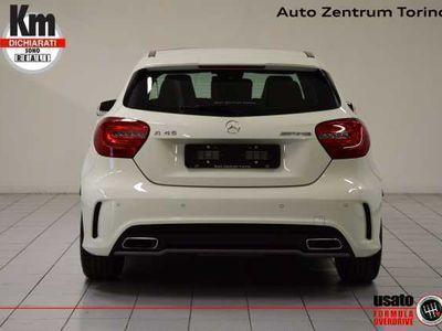 usata Mercedes CLA45 AMG 4Matic del 2014 usata a Torino