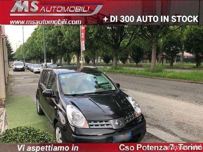 usado Nissan Note 1.4 16v acenta unicoproprietario benzina/gpl