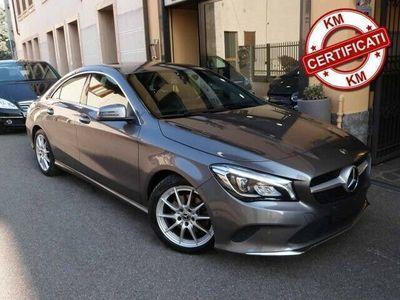 usata Mercedes CLA180 Sport Aut. Led/Navi/Pelle/Full!! Euro 6