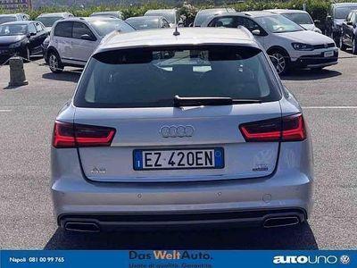 brugt Audi A6 Avant 3.0 TDI 272 CV quattro S tronic Business del 2015 usata a Pozzuoli