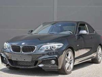 usata BMW 220 d Coupé Msport Diesel
