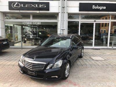 usado Mercedes E350 CDI S.W. BlueEFF. 4MATIC Avantg.