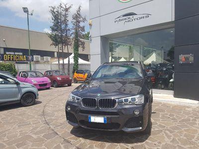 usata BMW X4 M xDrive20d Msport