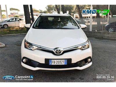 gebraucht Toyota Auris Touring Sports 1.6 D-4D Active KM0 PROMO NOVEMBRE