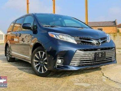 usata Toyota Sienna 2020 XLE 3.5L con AWD e 7 posti