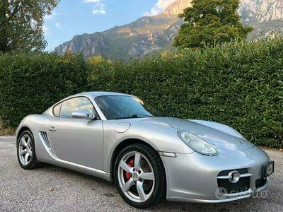 usata Porsche Cayman S 3.3 Benzina 295 CV