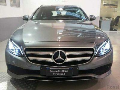 brugt Mercedes E220 S.W. Auto Business Sport