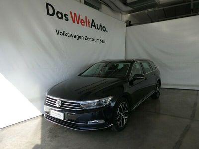 usata VW Passat Variant 2.0 tdi Executive 190cv dsg