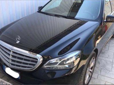 usata Mercedes E200 CDI Sport
