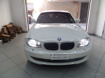 used BMW 120 d 177/cv futura manuale