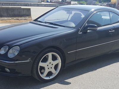 usata Mercedes CL55 AMG AMG