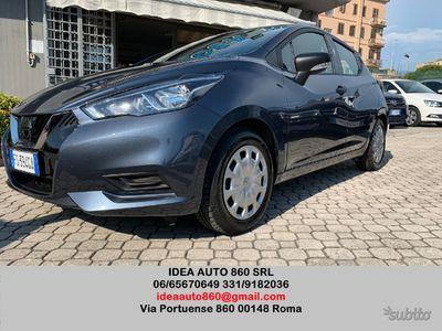 second-hand Nissan Micra Micra1.0 IG 12V 5 porte Visia