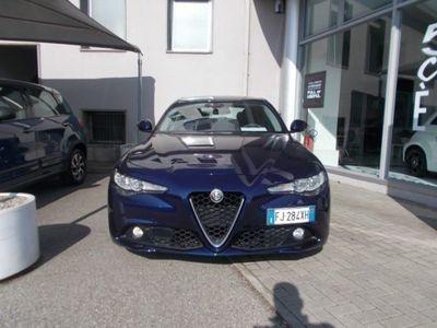 begagnad Alfa Romeo Giulia 2.2 Turbodiesel 150 CV Super