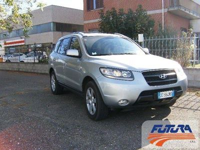 used Hyundai Santa Fe 2.2 CRDi VGT Dynamic 5 p.ti