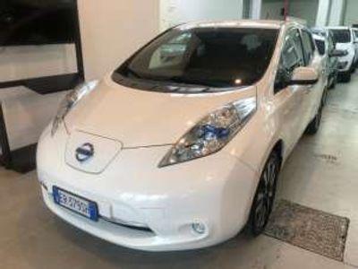 usata Nissan Leaf elettrico sincrono trifase tekna flex elettrica