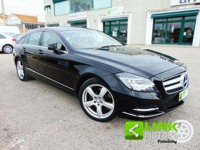 usata Mercedes CLS250 SW BlueTEC Premium