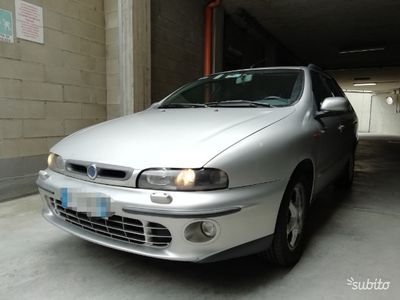 usata Fiat Marea Weekend 1.9 Jtd - 2002 - Gancio traino