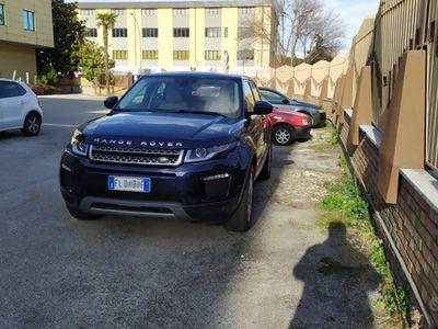 usata Land Rover Range Rover evoque Range Rover Evoque 2.0 TD4 150 CV 5p. HSE