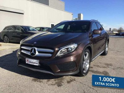 usata Mercedes GLA220 220 d Premium 4matic 177cv auto