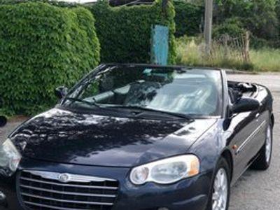 usata Chrysler Sebring Cabriolet Sebring 2.0 16V cat LX Cabrio