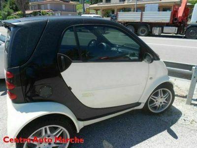 usata Smart ForTwo Coupé 700 Brabus (55 kW)