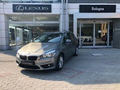 usata BMW 218 Active Tourer 218d Active Tourer Luxury d Luxury