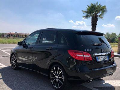 usata Mercedes B220 cdi Premium