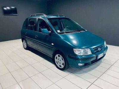 usata Hyundai Matrix 1.6 Benzina Metano Cinisello Balsamo