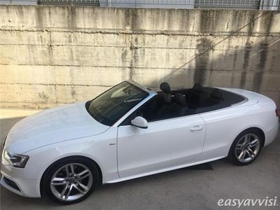 gebraucht Audi A5 Cabriolet 2.0 TDI 177 CV S-LINE