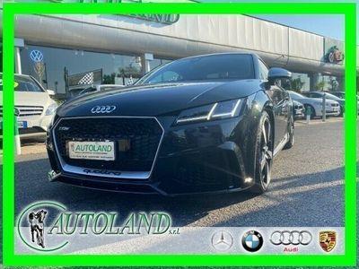 usata Audi TT RS Coupé 2.5 TFSI 400cv S tronic Matrix*B&O*Full