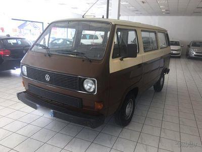 brugt VW T3 1.6d BUS 9POSTI Auto Storica