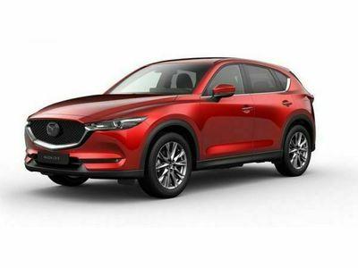 usata Mazda CX-5 2.2L Skyactiv-D 184CV AWD Signature nuova a Pescara