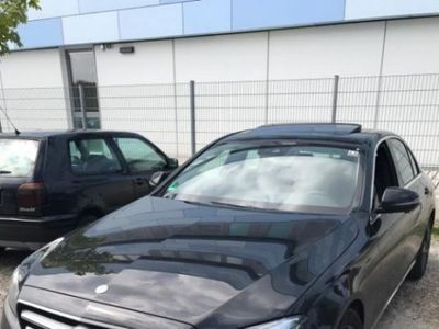 brugt Mercedes E220 ClasseBlueTEC 4Matic Automatic Business usato