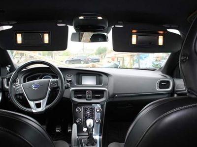usata Volvo V40 D2 1.6 R-design Kinetic