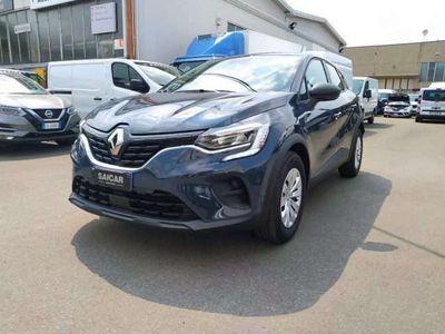 usata Renault Captur Captur Nuovo100 CV Life