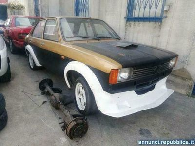 usata Opel Kadett rally