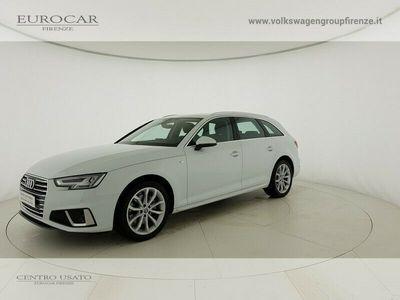 usata Audi A4 avant 40 2.0 tfsi (ultra) mhev S line Edit