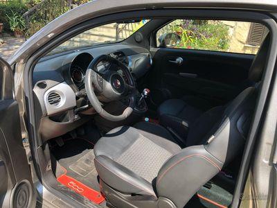 usata Fiat 500 sport 1.2 benzina solo 35000km