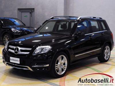 usata Mercedes 170 GLK 220CDI 4MATIC SPORTAUTOMATICA NAVIGATORE