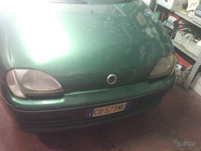 begagnad Fiat 600 - 2002