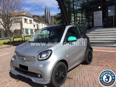 second-hand Smart ForTwo Coupé FORTWO 70 twinamic passion