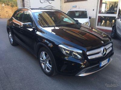 usata Mercedes GLA200 05/15 km.76000 aut. 4matic